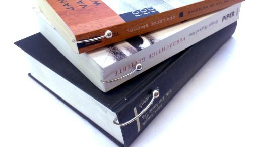 Buchzeichen, Bucheinleger,